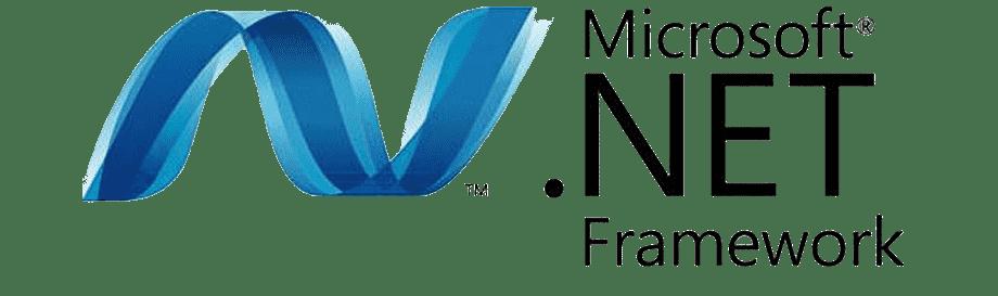 Png Transparent Net Framework Version History Software Framework Microsoft Installation Microsoft Blue Text Logo