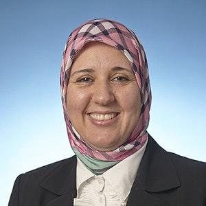Abeer M Al Ghananeem