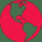 Hospitality Globe Icon